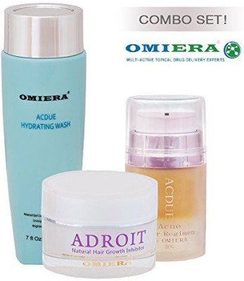 Omiera Acne Treatment, Skin Whitening Cream