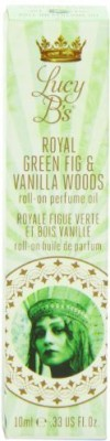 Lucy B Cosmetics Roll On, Royal Green Fig and Vanilla Woods