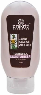 Prakriti Herbals Hydrating Jojoba OliveOil Aloevera Moisturiser