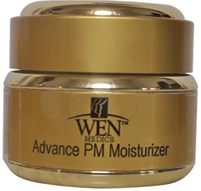 WENmedics Advance PM Moisturizer Vegan Anti Wrinkle & Anti Aging Night Cream With Peptides For Men & Women| Jar at flipkart