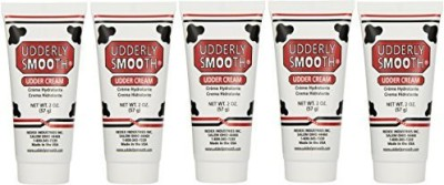 Udderly Smooth special pack of 5 creme 2 oz