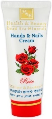 H&B Dead Sea Hands & Nails Cream Orchid