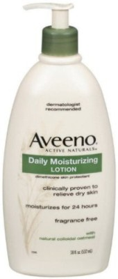 Aveeno Active Naturals�Daily Moisturizing Lotion