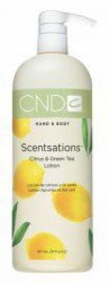 CND Cosmetics CND Creative Scentsations Hand & Body Lotion ( ) Citrus & Green Tea
