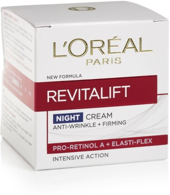 L,Oreal Paris Revitalift Anti-Wrinkle night cream