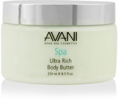 Avani Dead Sea Ultra Rich Body Butter (265 G)(Pear/Apple)