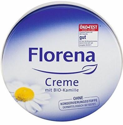 Florena Creme with Organic Chamomile 150 Ml