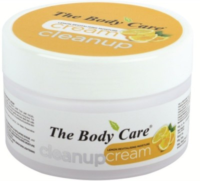 the body care Lemon revitalising moisture cream 250g