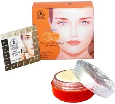 Dr James Vitamin C Cream