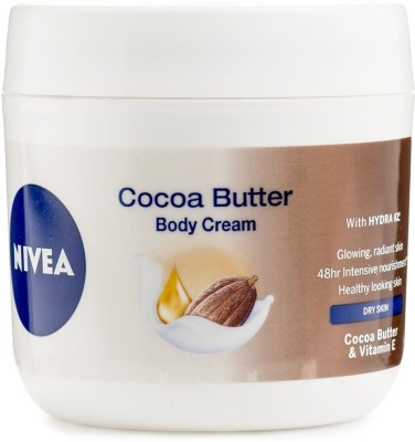 Nivea Cocoa Butter Body Cream