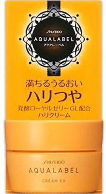 AQUALABEL Shiseido Face Moisture Cream | Cream EX
