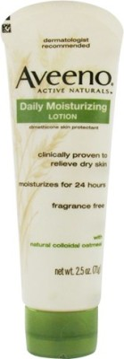 Aveeno Active Naturals Daily Moisture Lotion