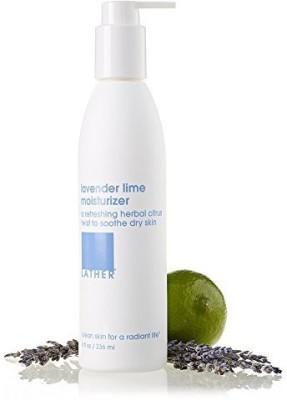 LATHER Lavender Lime Moisturizer