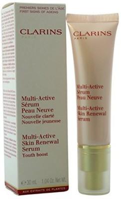 Clarins Multi-active Skin Renewal Serum For Unisex(30 ml)