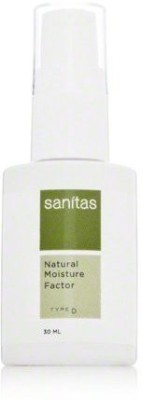 Sanitas Skincare Natural Moisture Factor .