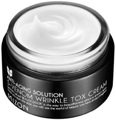MIZON KOREAN COSMETICS, _ S - Venom Wrinkle Tox Cream (venom cream, anti-wrinkle, volume, anti-aging)[001KR]