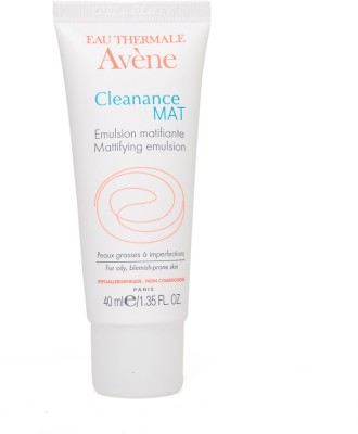 Avene Cleanance MAT Mattifying Emulsion For Oily, Blemish- Prone Skin(40 ml)