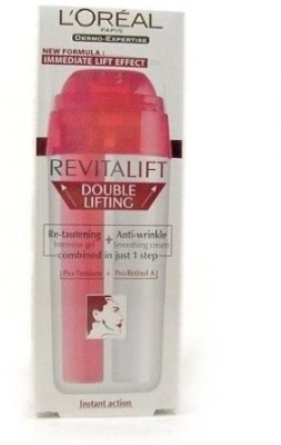 L ,Oreal Paris l,oreal revitalift double lifting re-tautening intensive gel + anti-wrinkle smoothing cream 30ml by