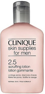 Clinique Skin Supplies Scruffing Lotion for Men, Normal Skin
