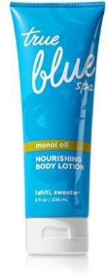 Bath & Body Works True Blue Spa Nourishing Body Lotion