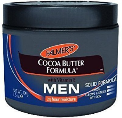 Palmers Cocoa Butter Solid Formula Skin Care Product For Men, Jar(100 g)