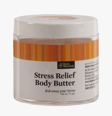 Bipha Ayurveda Stress Relief Body butter