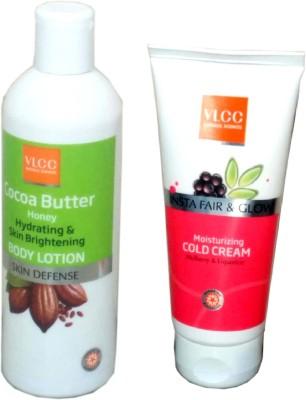 VLCC Cocoa Butter Honey