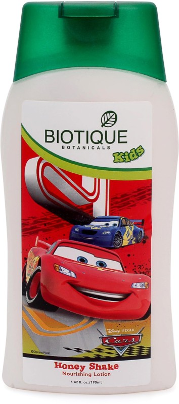 Biotique Honey Shake Nourishing Lotion(190 ml)