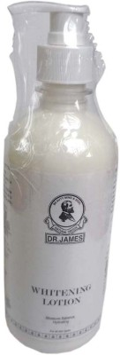 Dr James Natural Herbal whole body whitening Lotion for whole body whitening