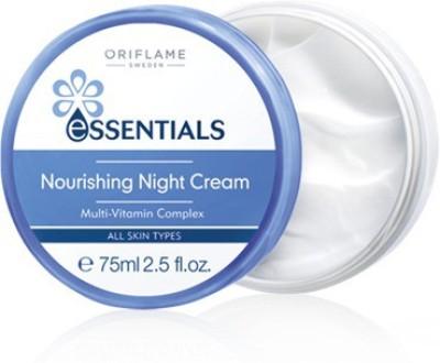 Oriflame Sweden Essentials Nourishing Night Cream