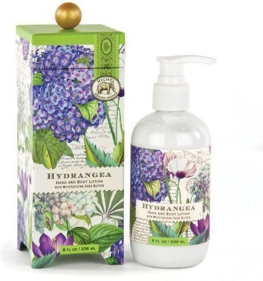 Michel Design Works hydrangea hand body shea butter lotion