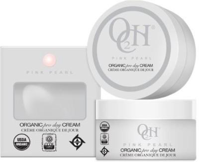 O2CH Organic Pink Pearl Pro Day Cream, Certified Organic