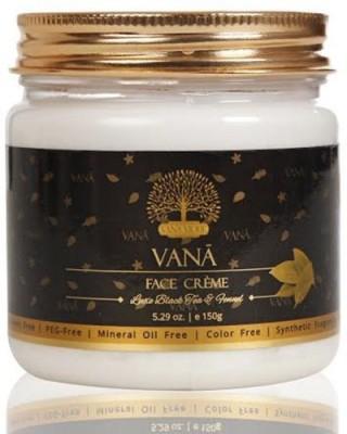 VANA VIDHI Black Tea & Fennel Face Cream