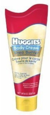 Huggies Body Cream Shea Butter 24 hour Moisturizing - (226.g) (6 pack)