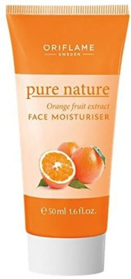 Pure Nature Oriflame Orange Face Moisturiser