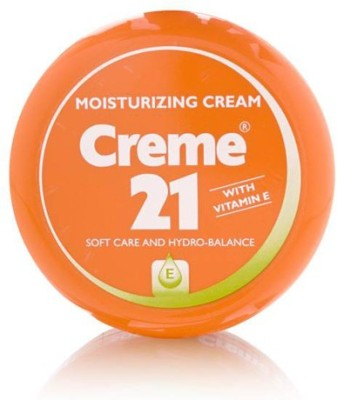 Creme21 Moisturizing Cream with Vitamin E