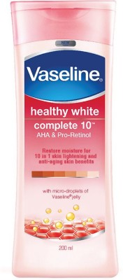 Vaseline Healthy White Complete 10 Body Lotion(200 ml)