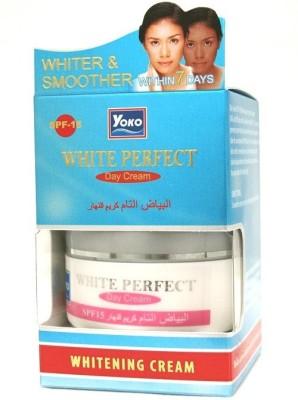 Yoko White Perfect Day Whitening Cream With Spf-15