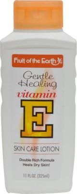 Fruit of the Earth Skin Care Lotion - Vitamin E