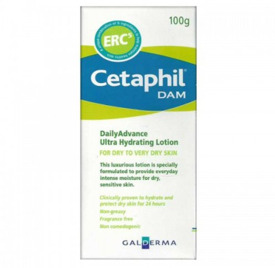 Cetaphil Daily Advance Ultra Hydrating Lotion(100 g)
