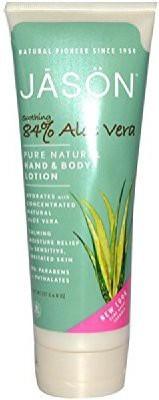 Jason Pure Natural Aloe Vera 4% Moisturizing Hand & Body Lotion