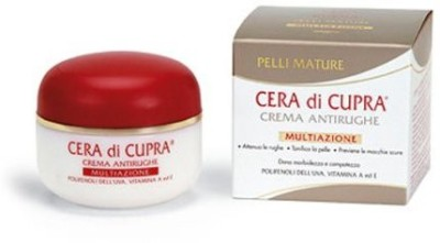 Cera di Cupra Mature Skin Wrinkle Prevention Smoothing Firming Cream