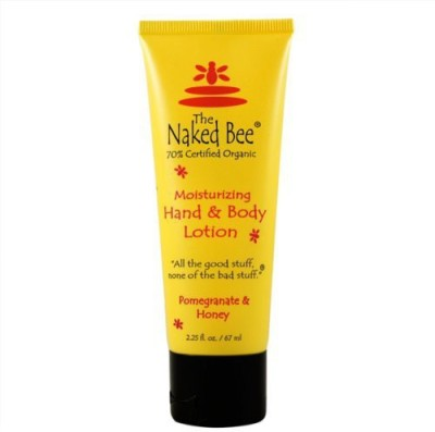 The Naked Bee Pomegranate Honey Hand Body Lotion