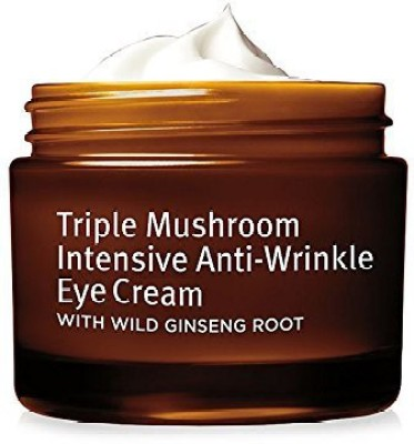 Grassroots Research Lab Triple Mushroom Intensive Anti Wrinkle Eye Cream With Wild Ginseng Root(14.17 g)