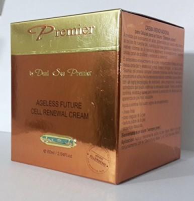 Dead Sea Premier Premier Dead Sea Ageless Future Cell-Renewal Cream, All Skin Types, Fl.