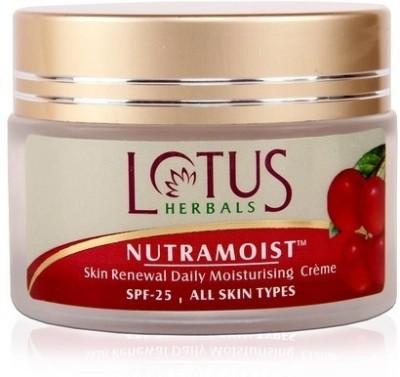 Lotus Nutramoist Skin Renewal Daily Moisturising Cream