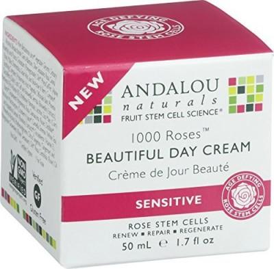 Andalou Naturals 1000 Roses Beautiful Day Cream Liquid