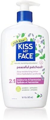 Kiss My Face Ultra Moisturizer Peaceful Patchouli