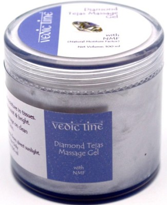 Vedic Line Diamond Tejas Massage Gel