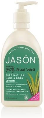 Jason Natural Soothing 70% Aloe Vera Hand & Body Lotion Cosmetics Lotion